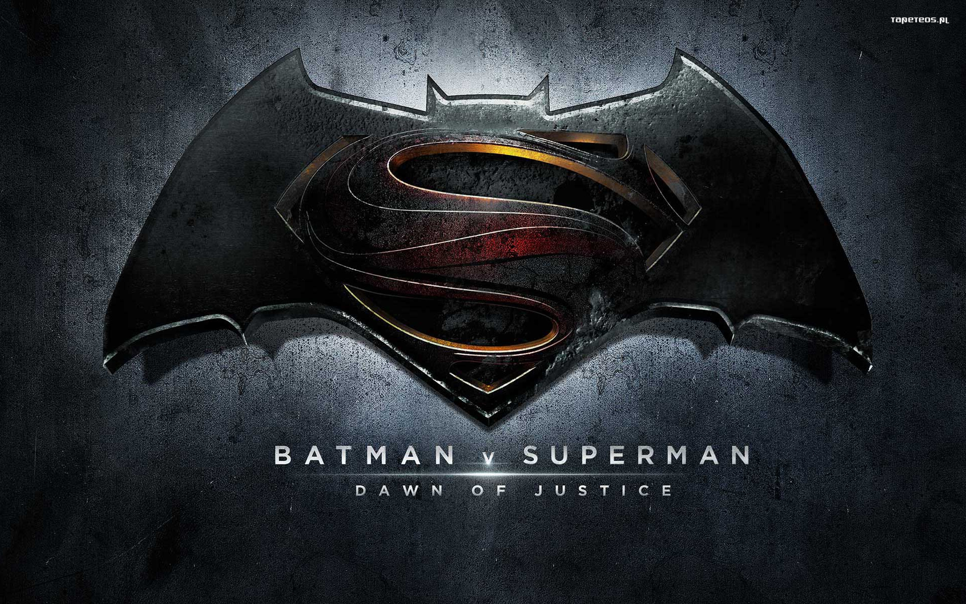 Batman v Superman Dawn of Justice 002 Logo