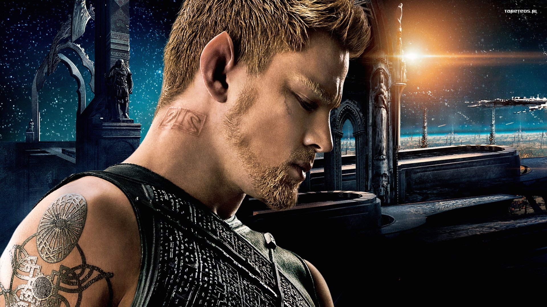 Jupiter Ascending 005 Channing Tatum, Caine Wise