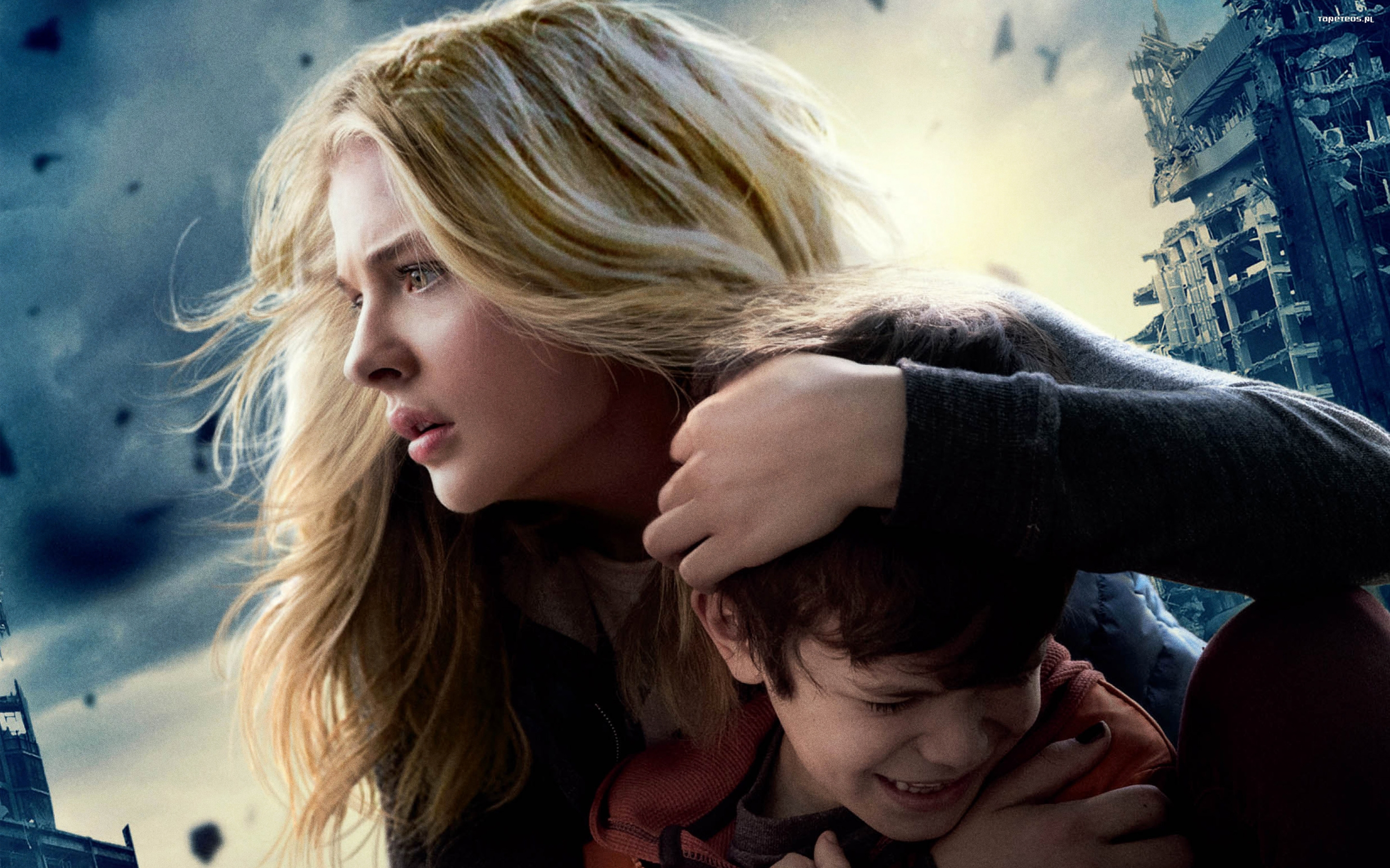 Piata fala (2016) The 5th Wave 003 Chloe Grace Moretz, Cassie Sullivan