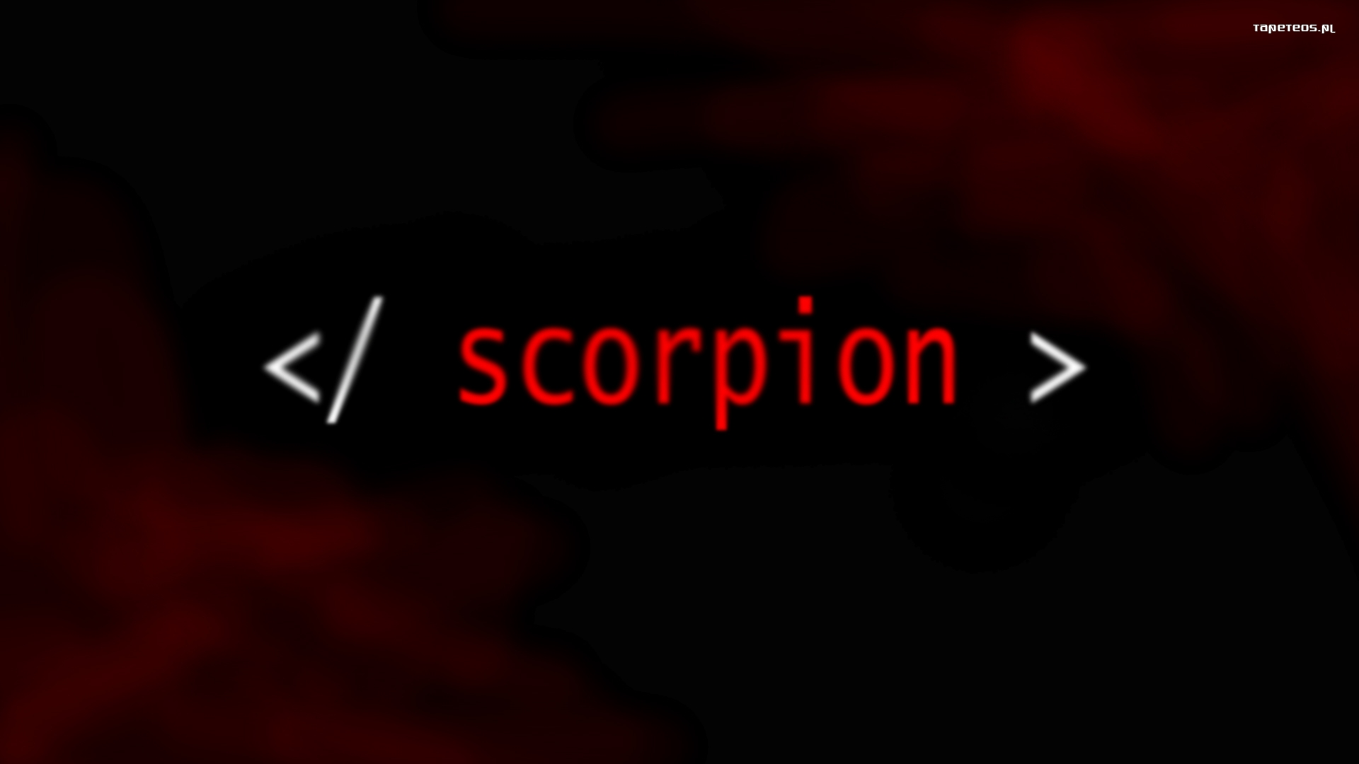 Skorpion 2014 TV Scorpion 002 Logo