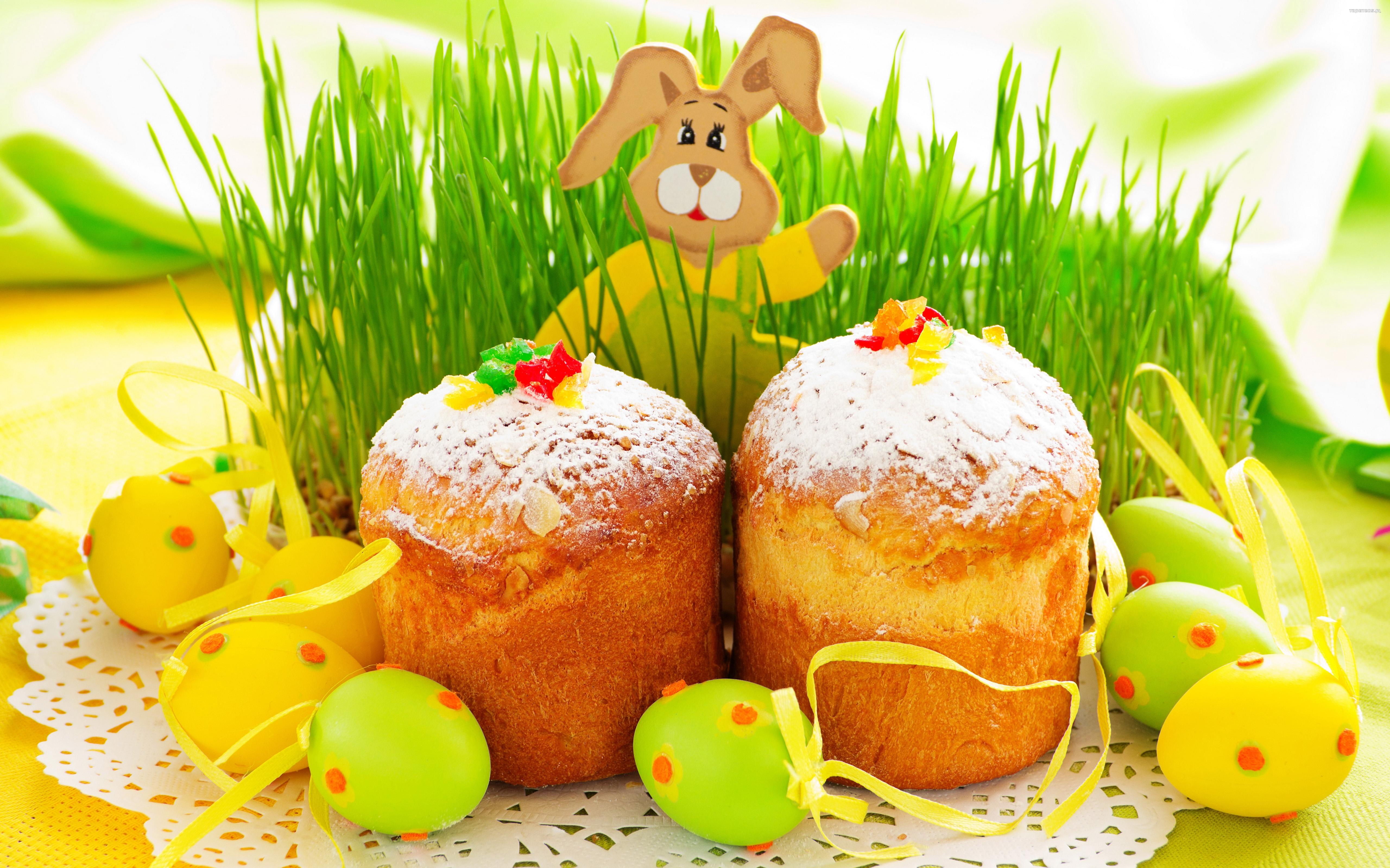 праздник пасха кулич яйца  № 2646771 загрузить