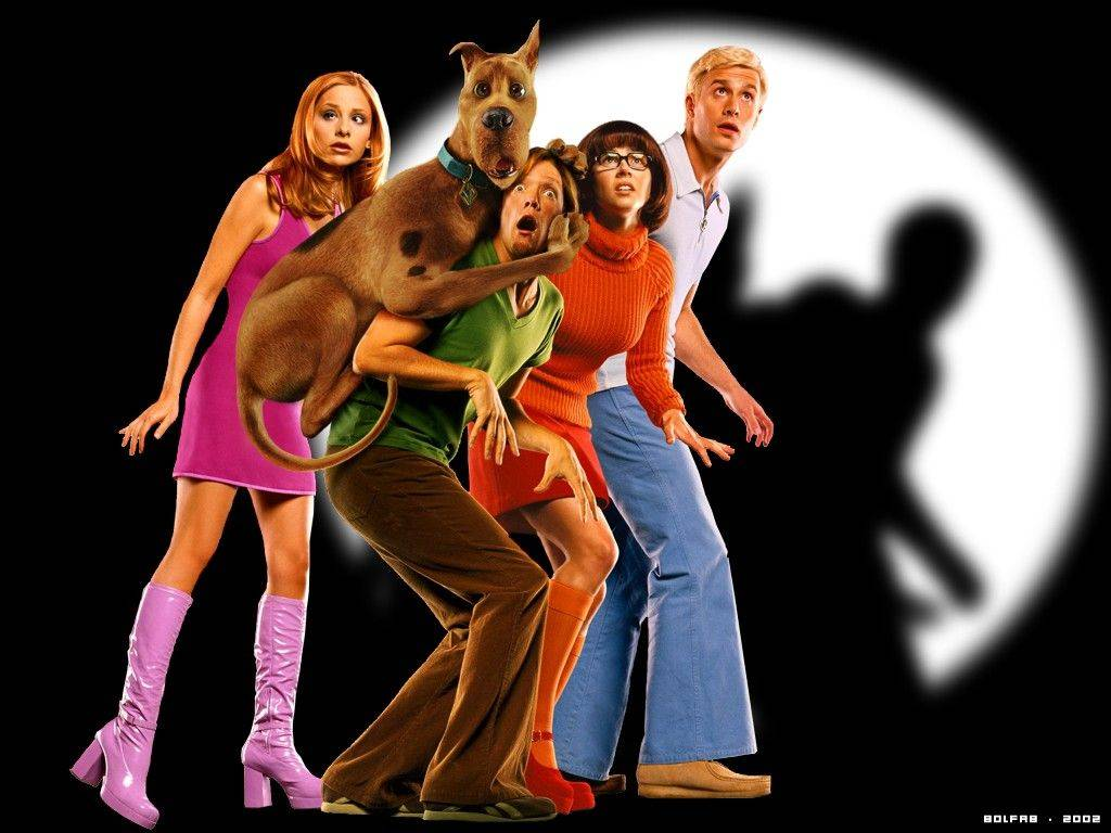 Scooby doo 13 tapety na pulpit - Personnage scoubidou ...