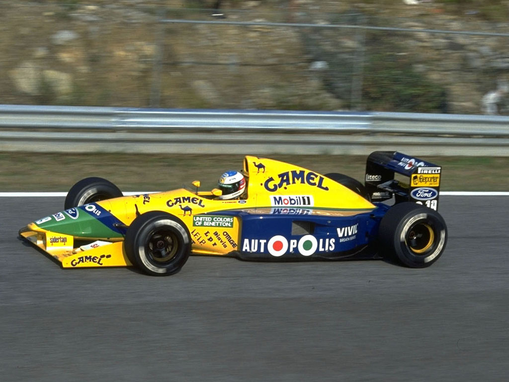 Formula 1 Benetton Grand Prix of Monaco