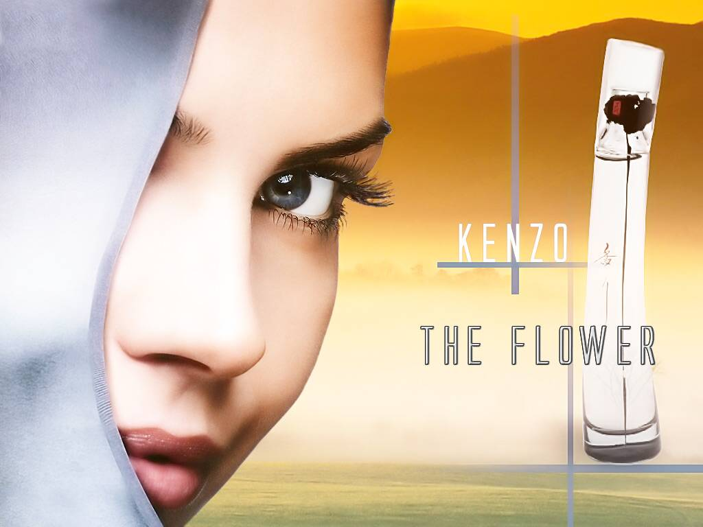 Kenzo - The Flowers