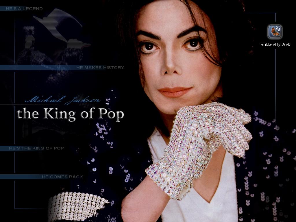 Tapeta Michael Jackson...