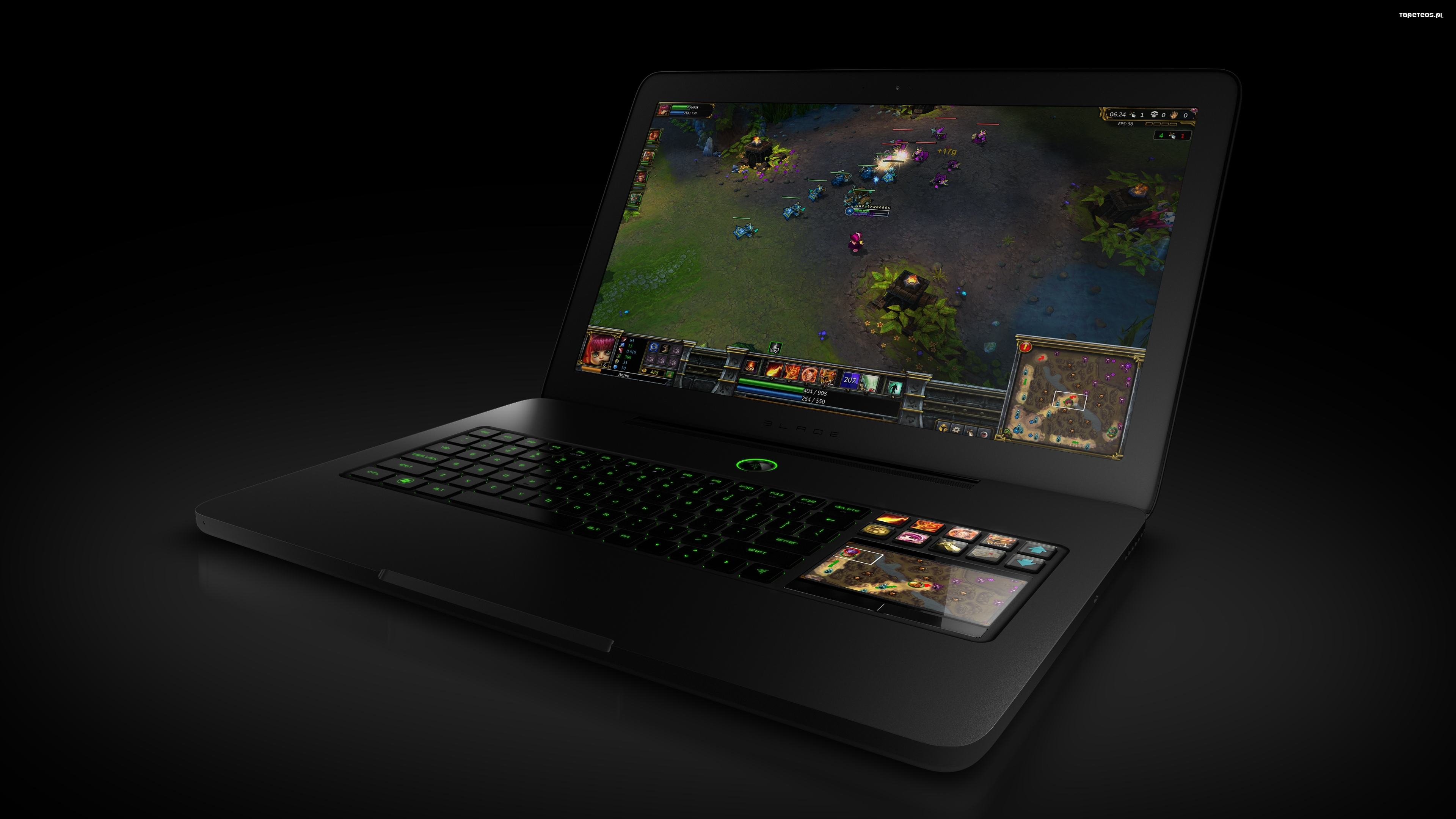 Laptop 015 Razer Blade