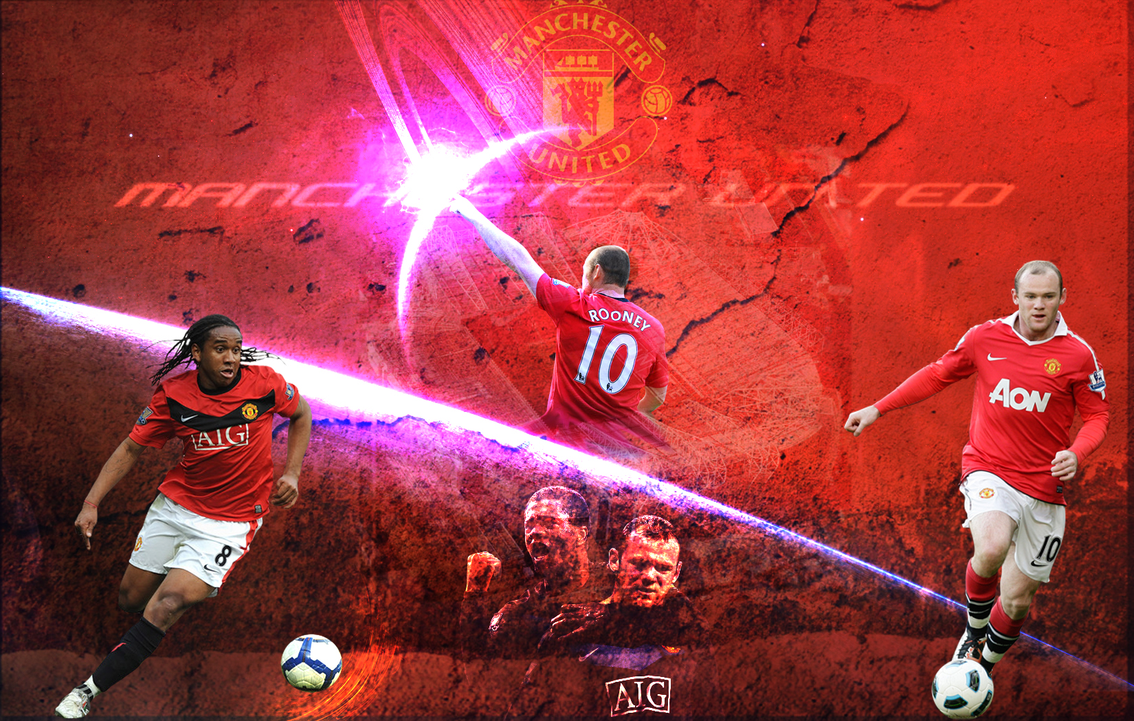 Manchester United 1680x1050 010