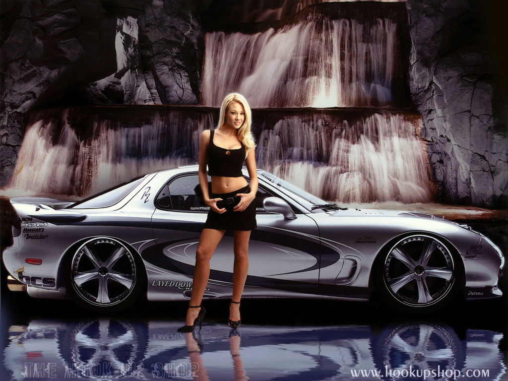 Girls with Cars 013