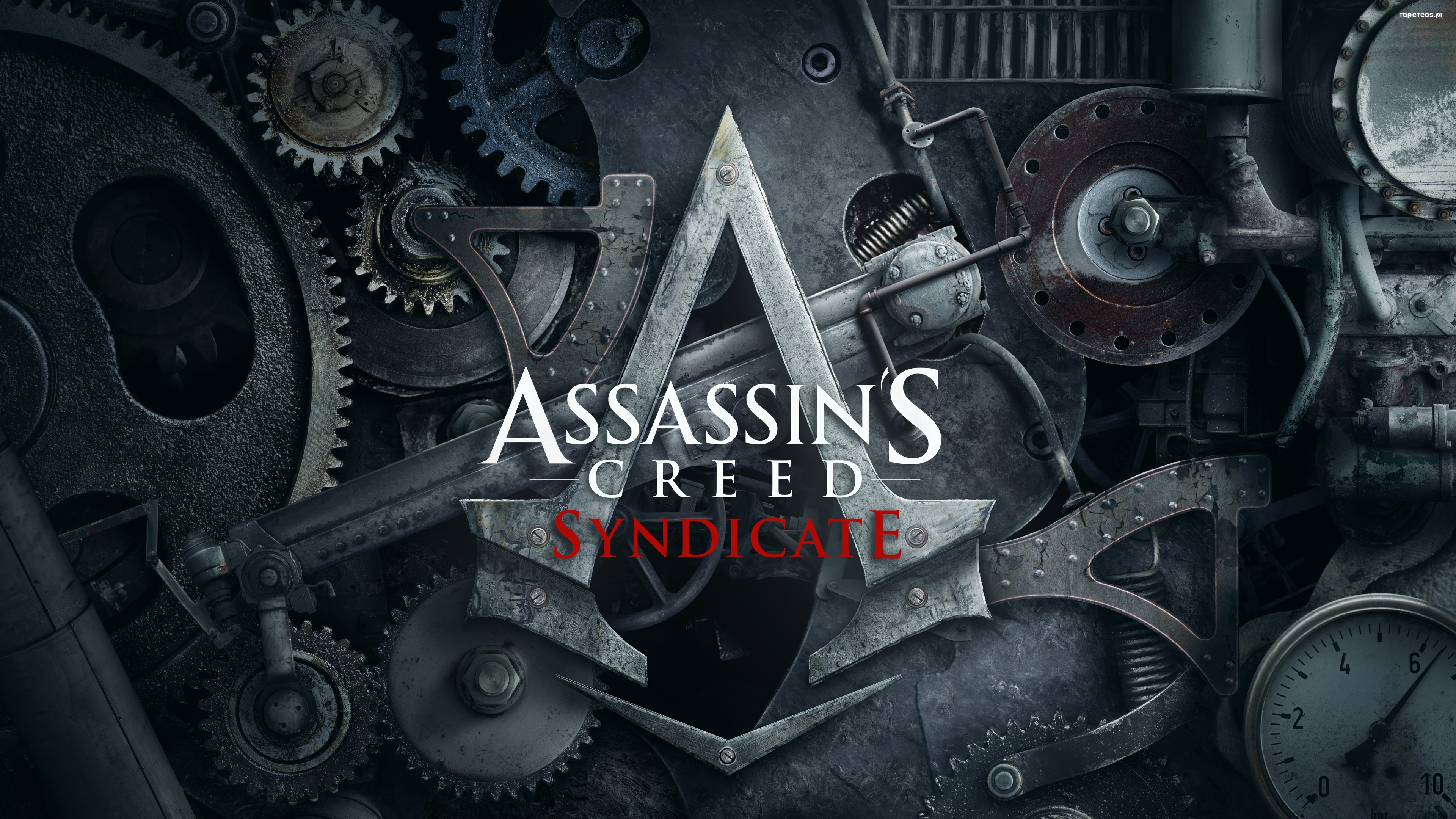 Assassins Creed Syndicate 005 Logo