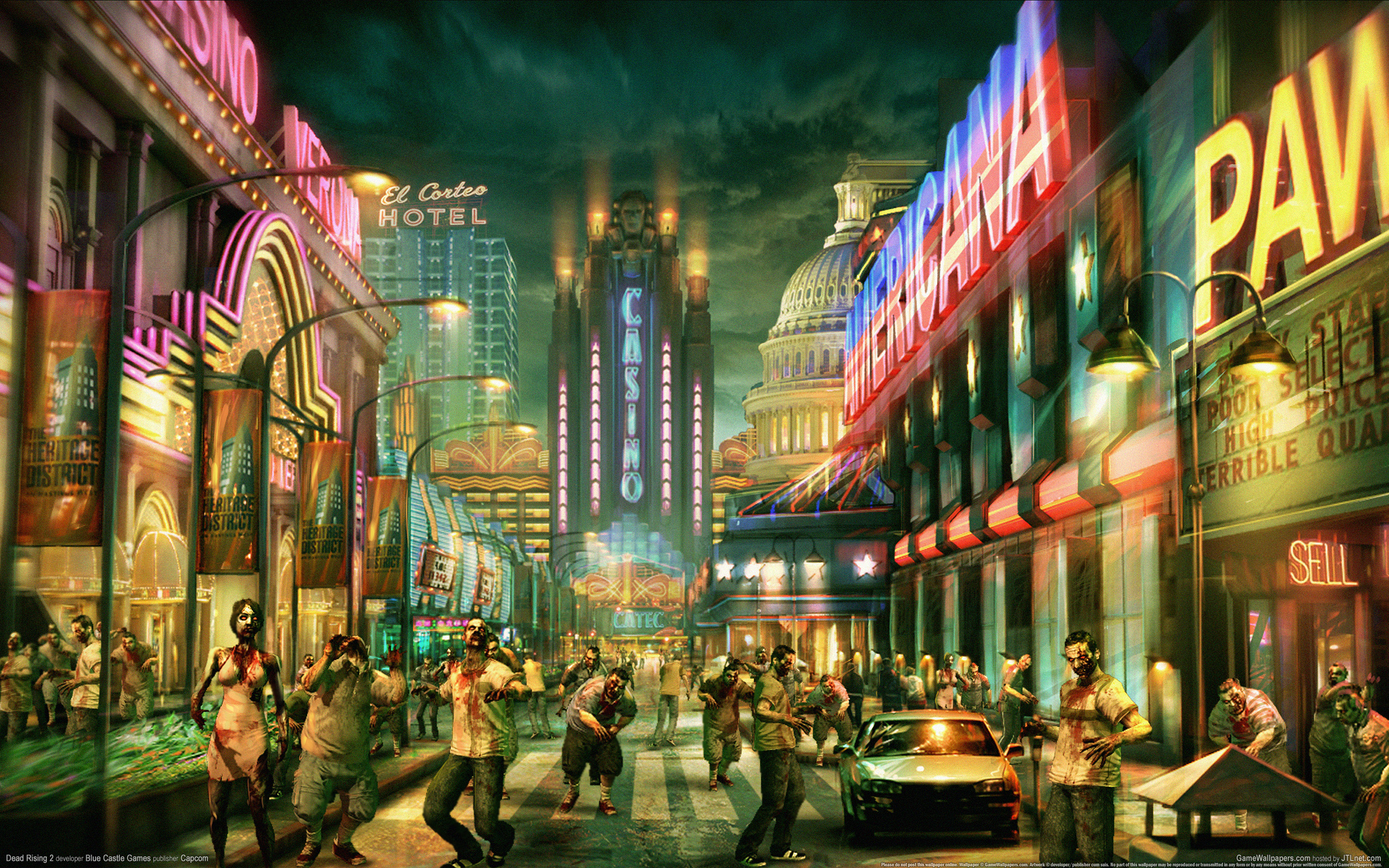 wallpaper dead rising 2 04 2560x1600
