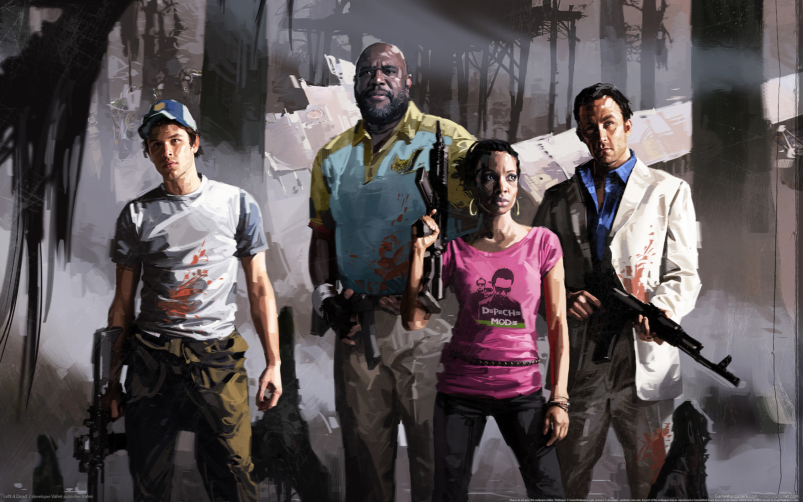 wallpaper left 4 dead 2 02 2560x1600