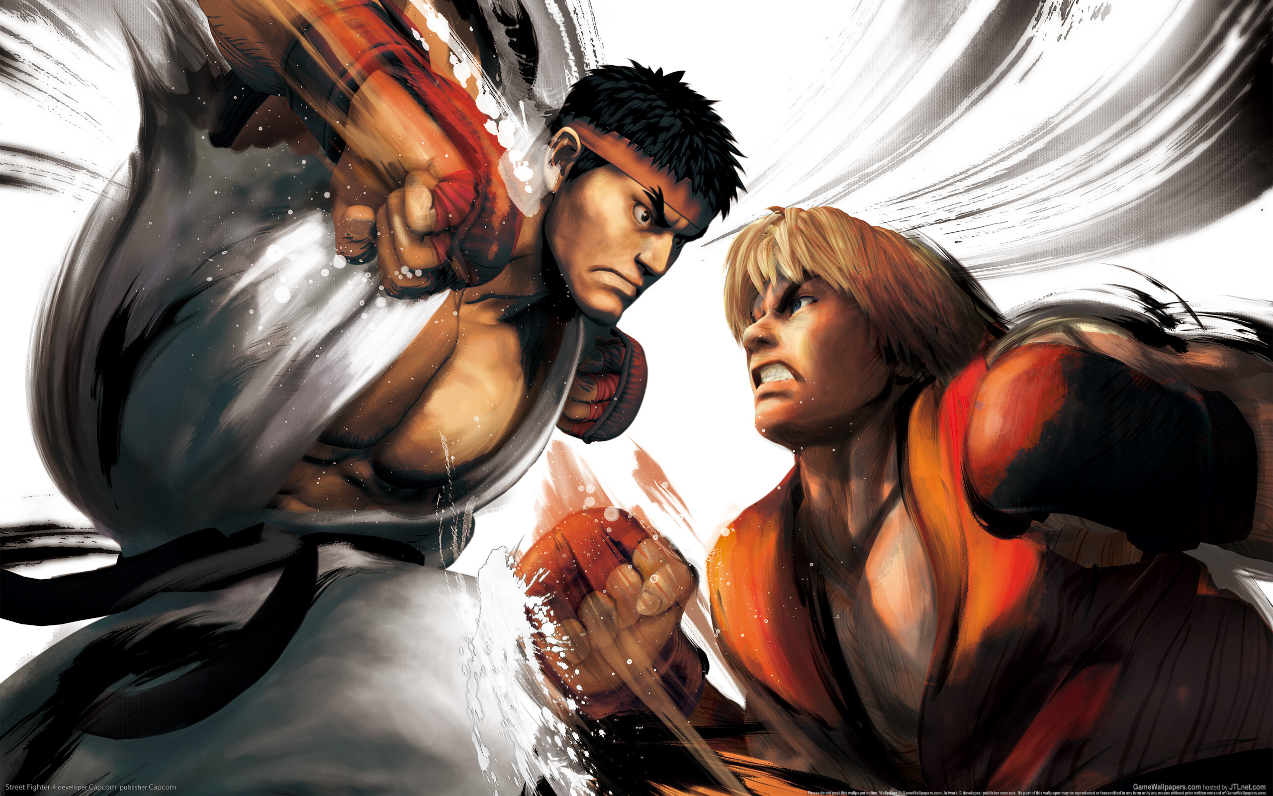 wallpaper street fighter 4 17 2560x1600