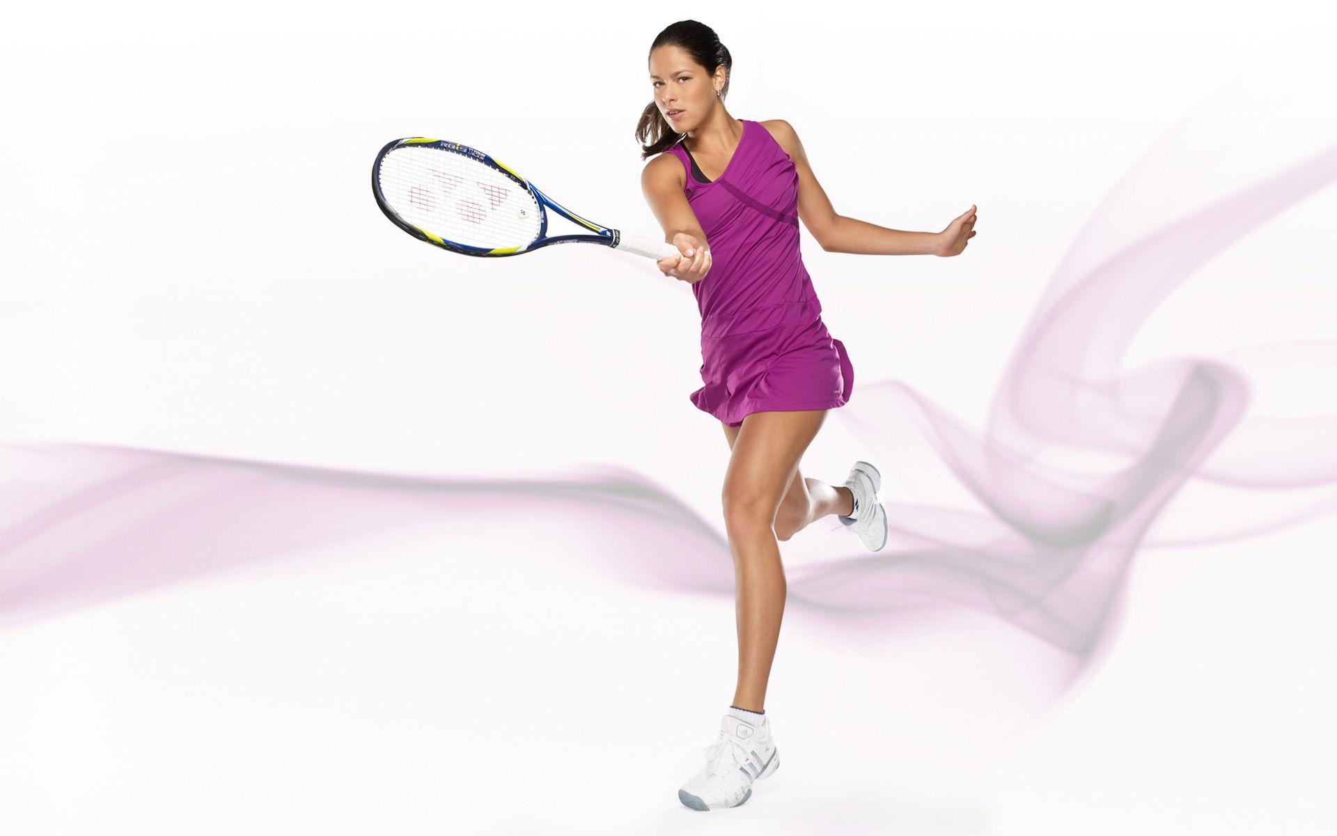 Тенисистка  № 989665  скачать