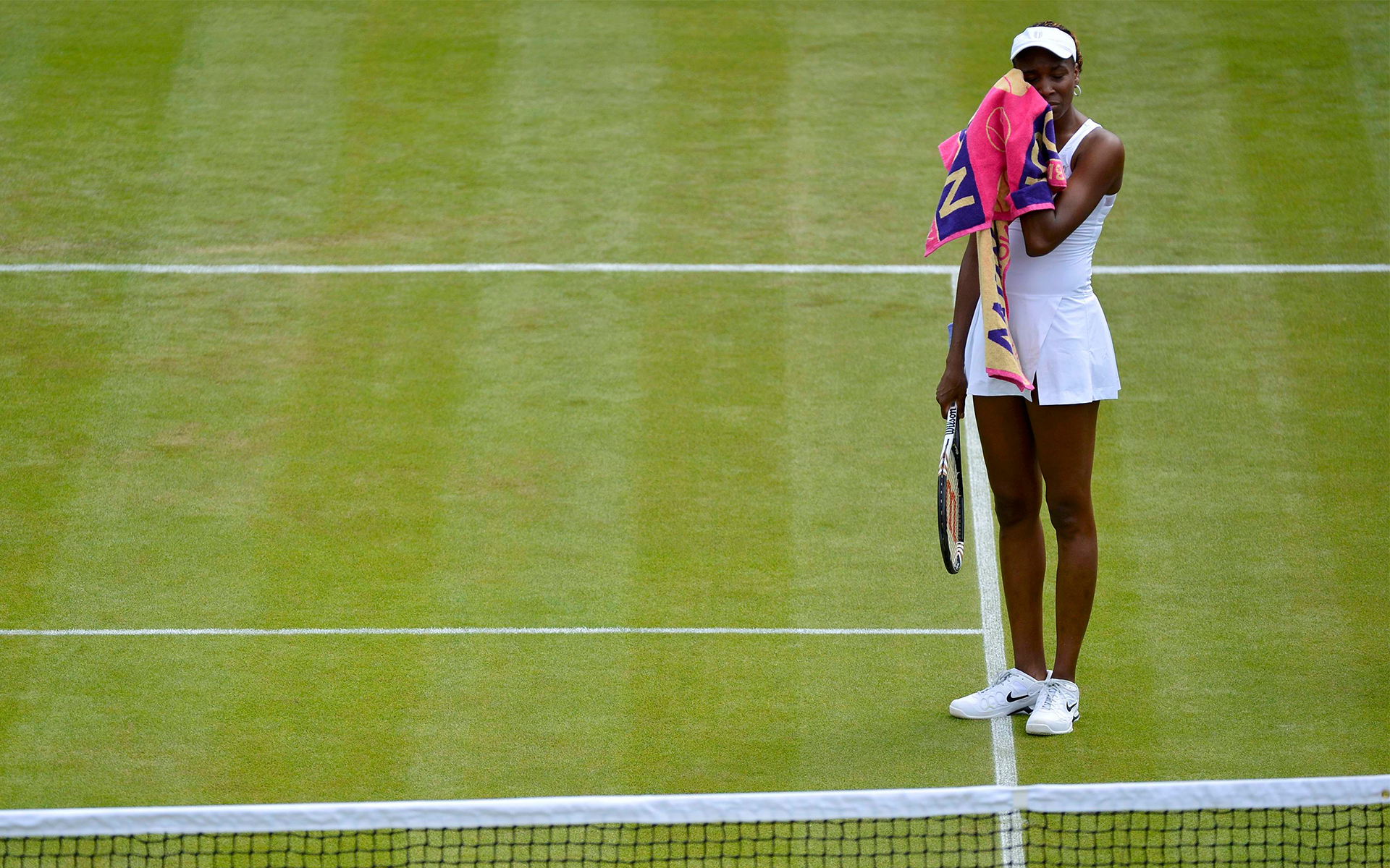 Tenis 1920x1200 051 Wimbledon 2012 Venus Williams