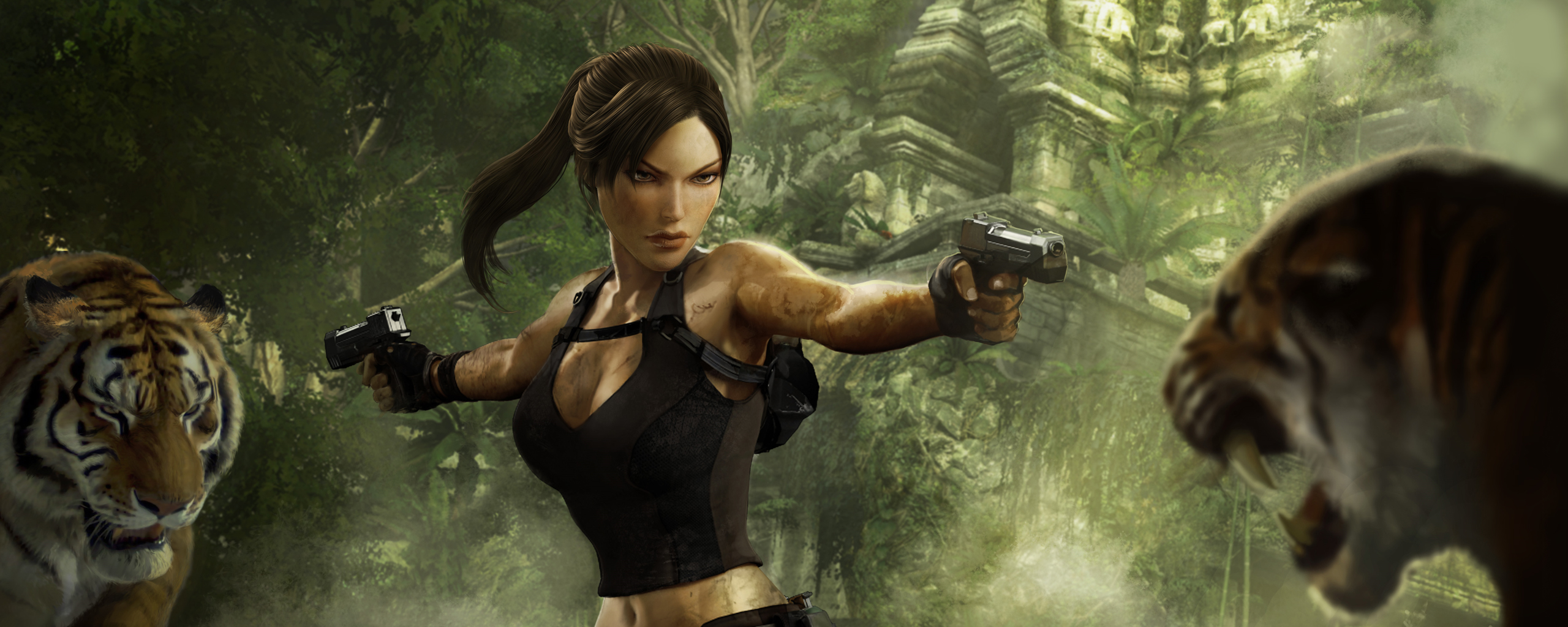 Gra Dual Screen 2560x1024 Tomb Raider 002