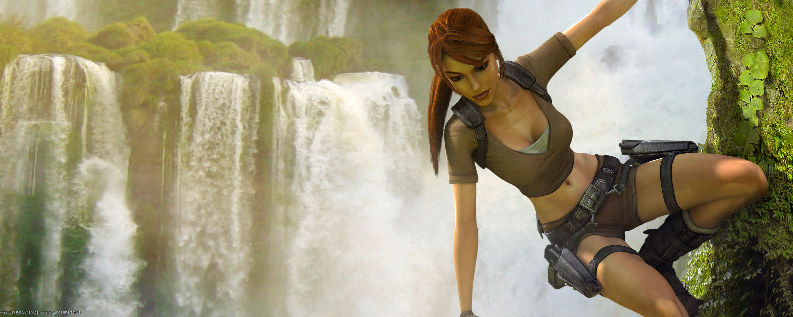 Gra Dual Screen 2560x1024 Tomb Raider 003