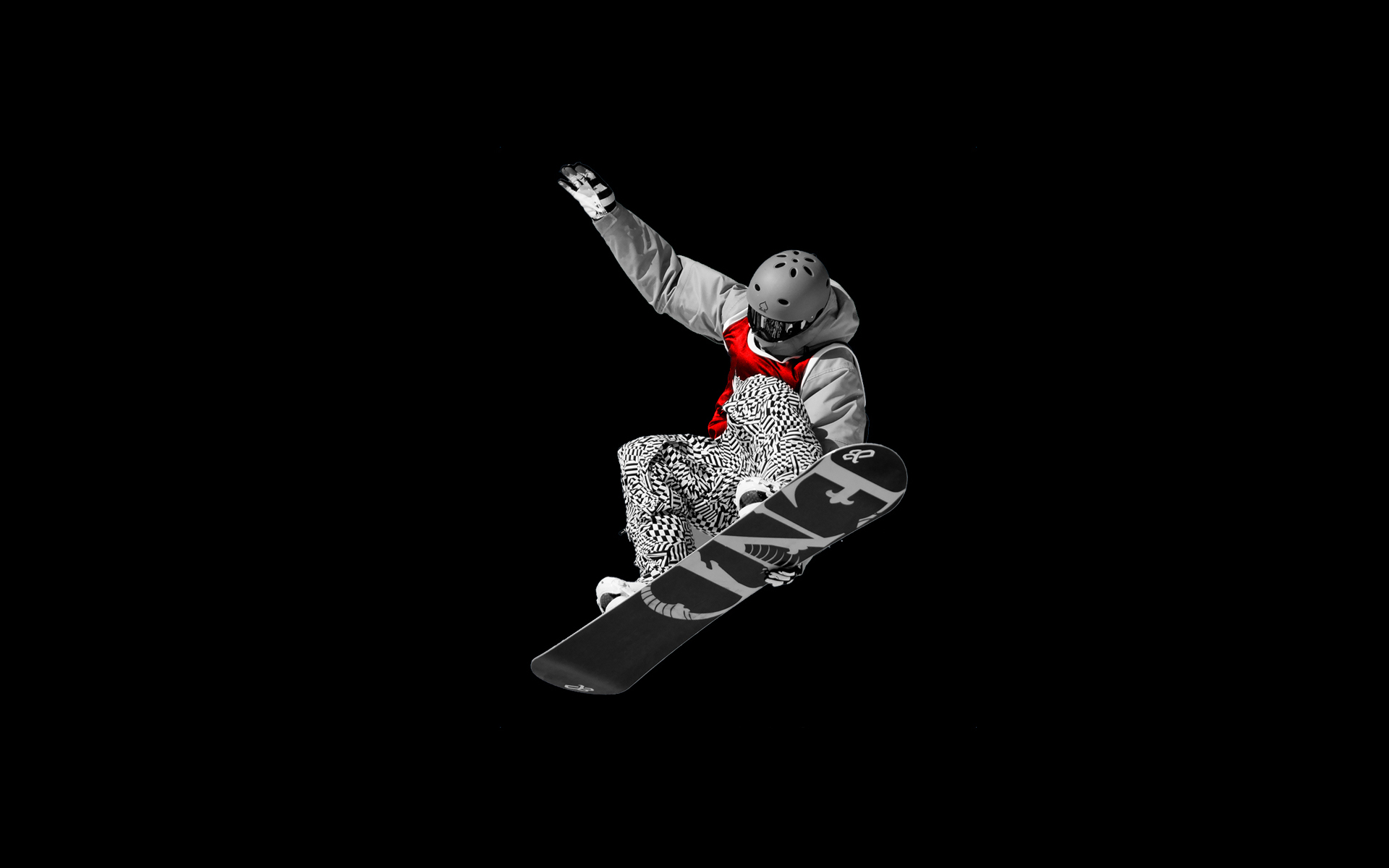 Sporty Zimowe, Winter Sports, Snowboard 1920x1200 016