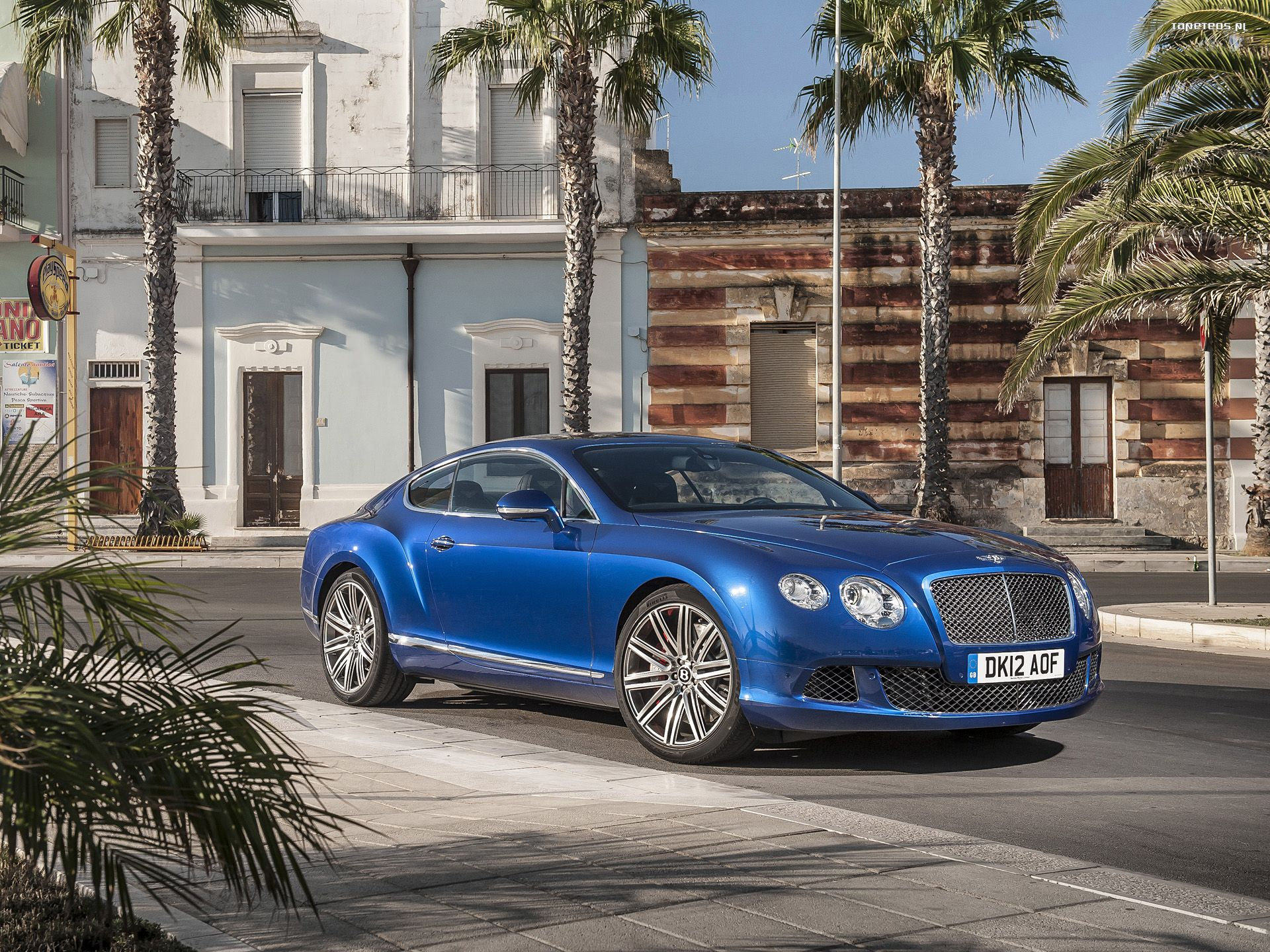 2012 Bentley Continental GT Speed 004