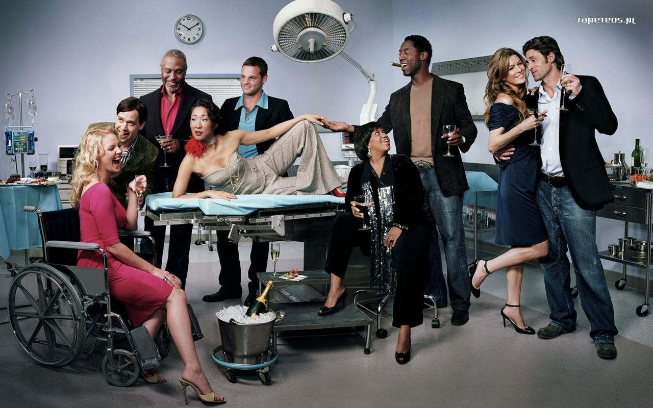 Chirurdzy, Greys Anatomy 055