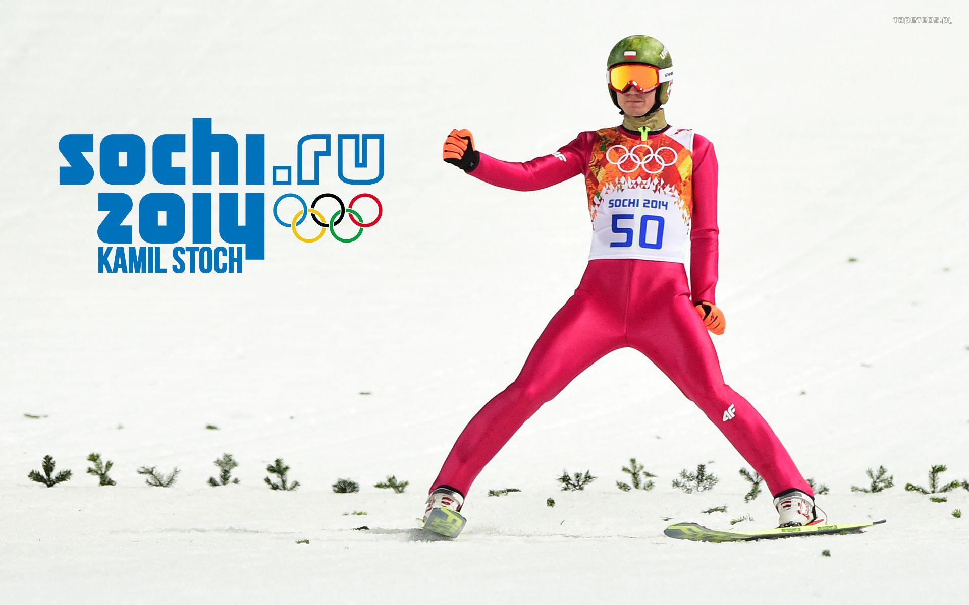 Olimpijskie Igrzyska Zimowe Soczi 2014 Zimowe Igrzyska