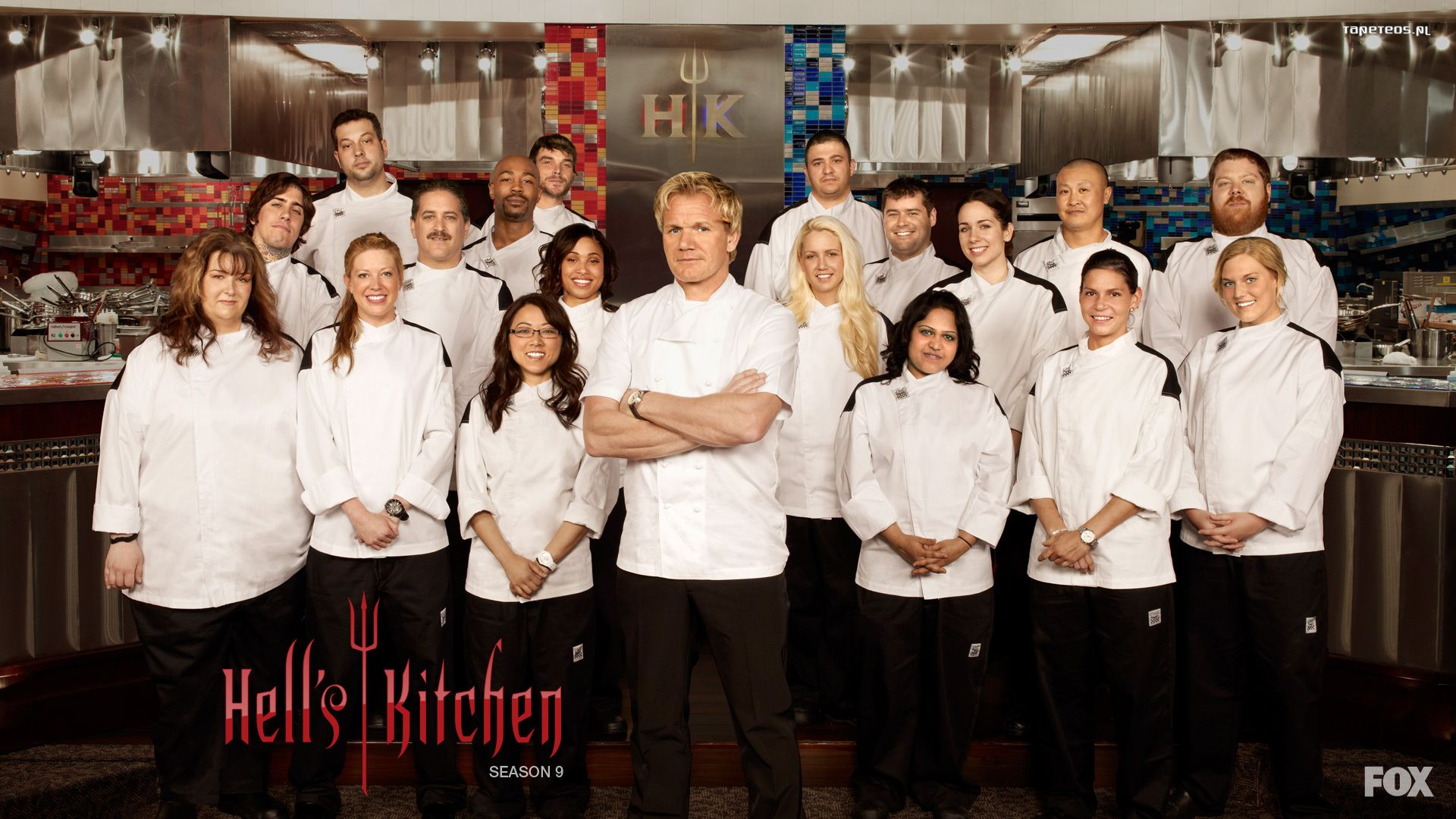 Hells kitchen piekielna kuchnia gordona ramsaya 010 sezon for Hell s kitchen season 16 cast