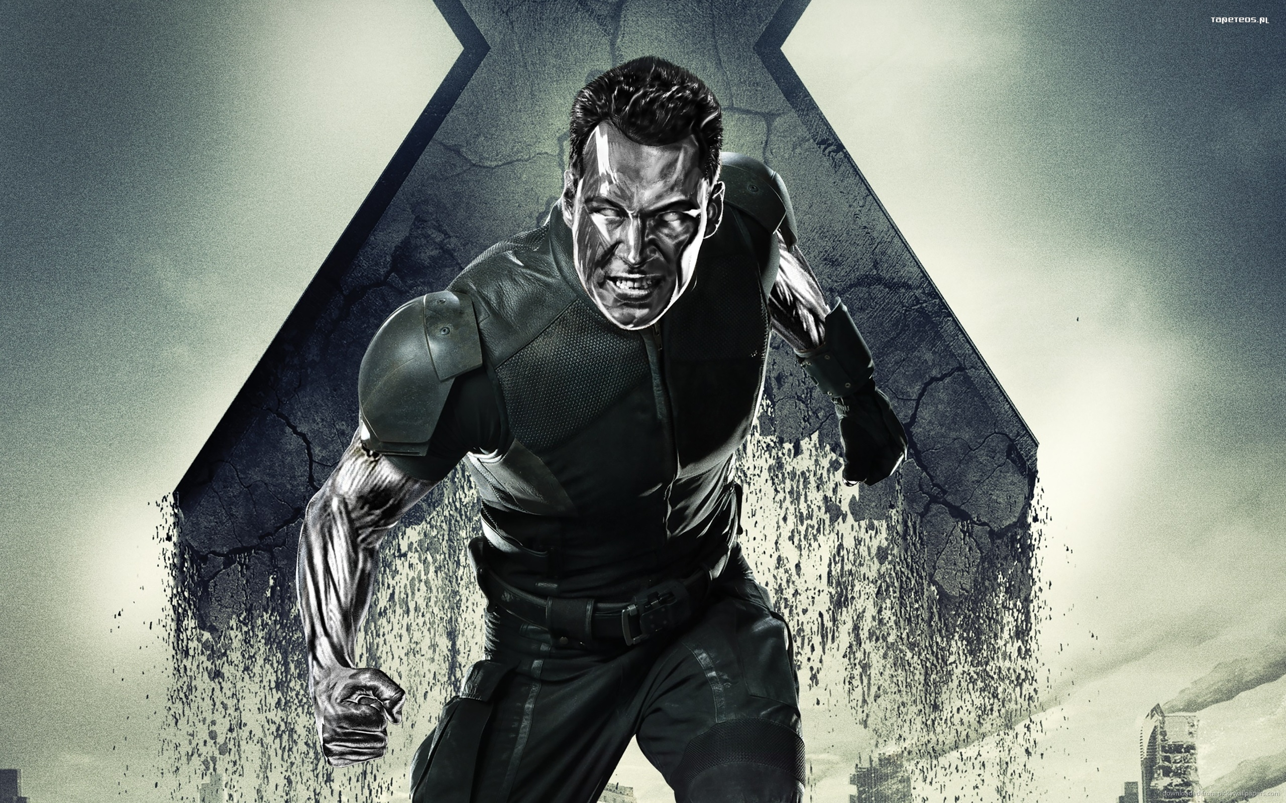 X-Men Days of Future Past 034 Daniel Cudmore, Colossus