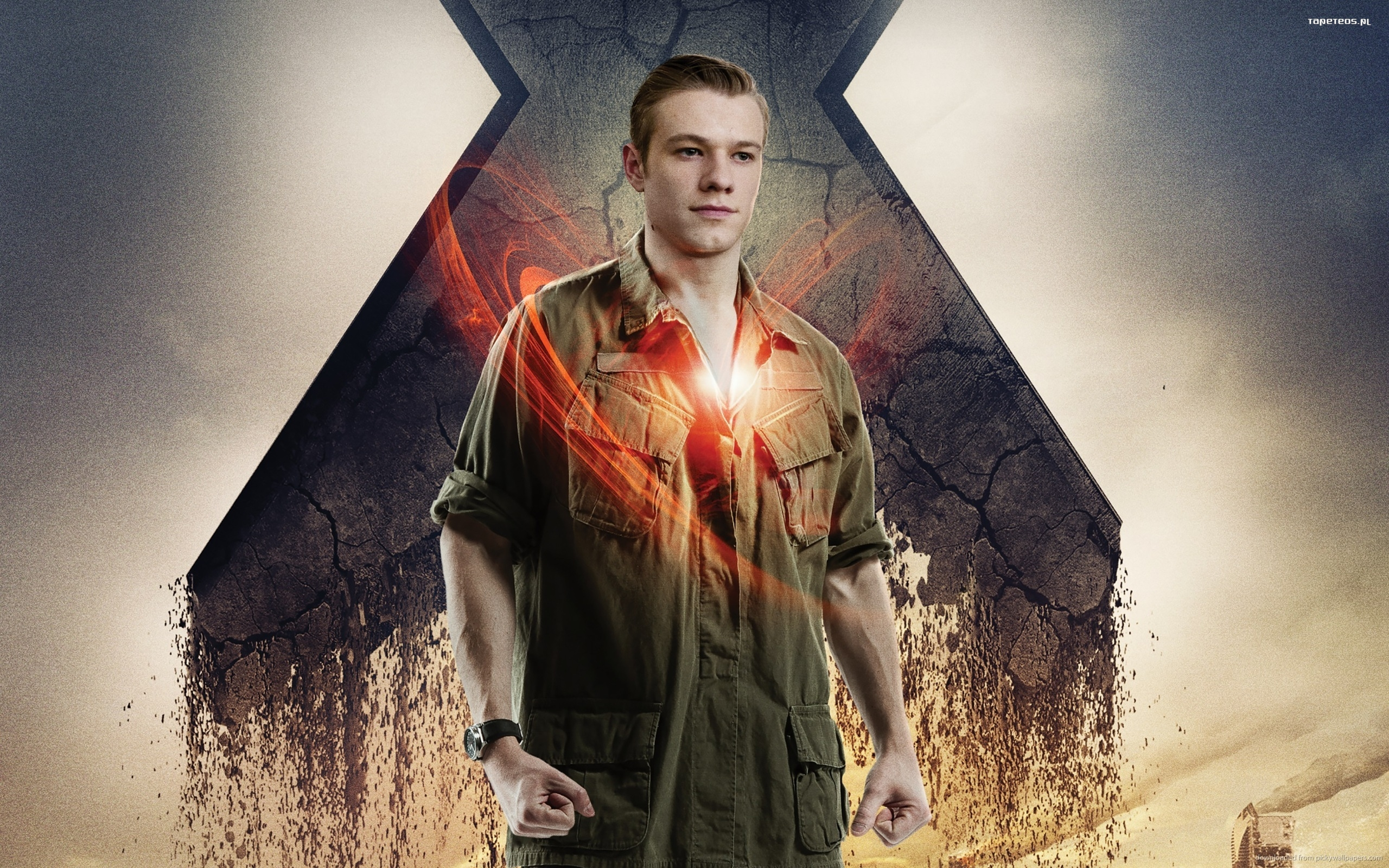 X-Men Days of Future Past 050 Lucas Till, Havok