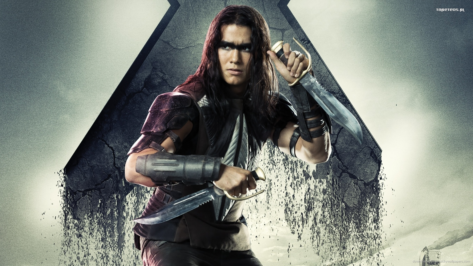 X-Men Days of Future Past 052 Booboo Stewart, Warpath