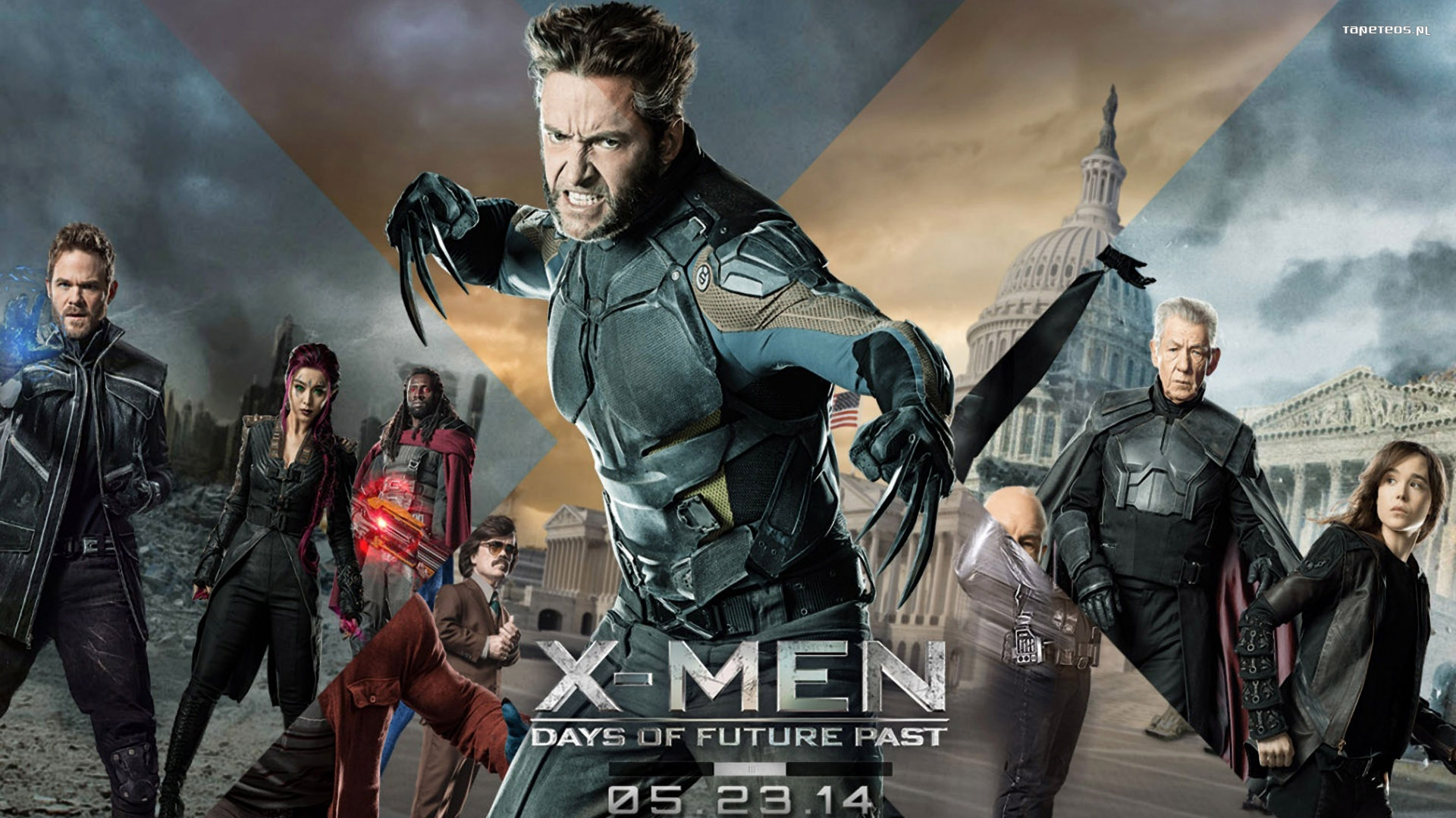 X-Men Days of Future Past 065