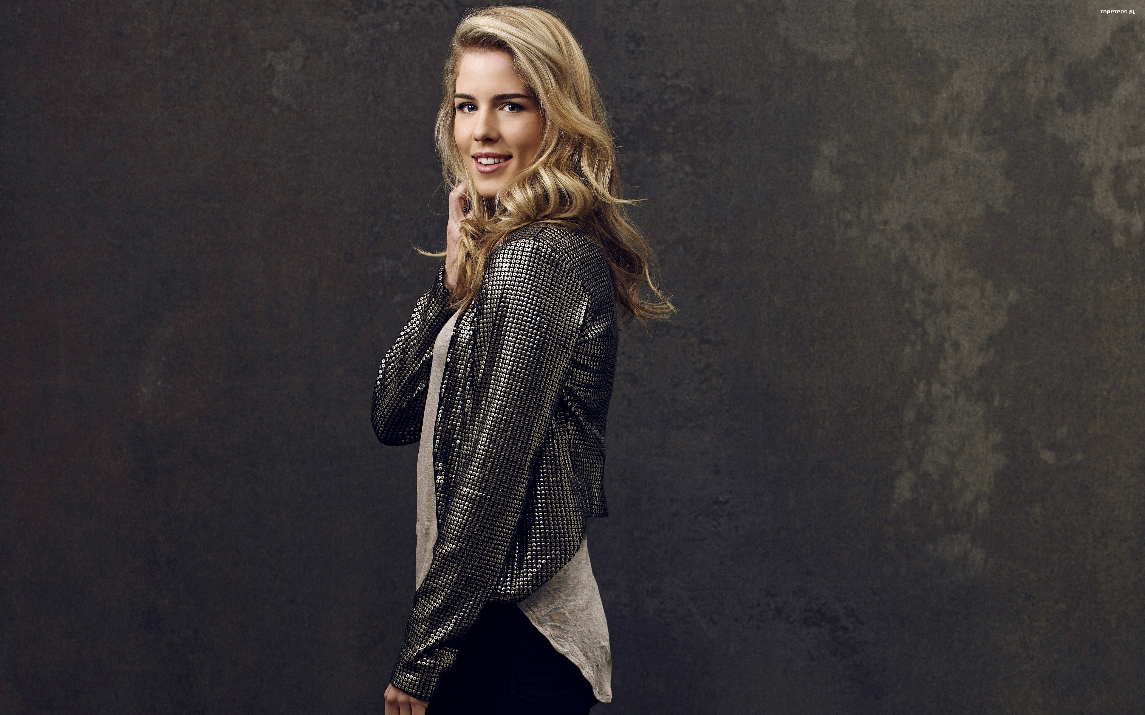 Arrow 033 Emily Bett Rickards, Felicity Smoak