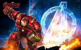 Avengers Age of Ultron 014 Iron Man