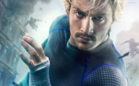 Avengers Age of Ultron 017 Aaron Taylor-Johnson, Quicksilver