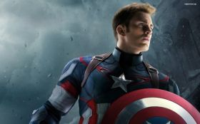 Avengers Age of Ultron 020 Chris Evans, Kapitan Ameryka