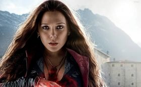 Avengers Age of Ultron 023 Scarlet Witch, Elizabeth Olsen