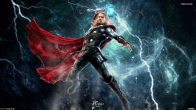 Avengers Age of Ultron 035 Thor
