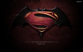 Batman v Superman Dawn of Justice 003 Logo
