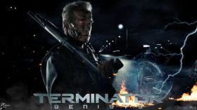Terminator Genisys 008 Digital Art