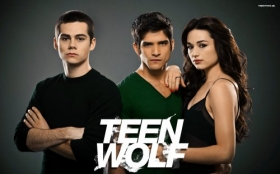 Teen Wolf Nastoletni Wilkolak 006 Stiles, Scott, Allison