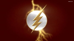The Flash 001 Logo