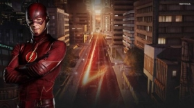 The Flash 011 Grant Gustin, Barry Allen