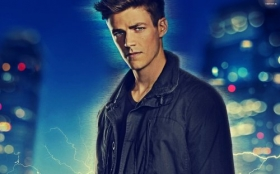 The Flash 013 Grant Gustin, Barry Allen