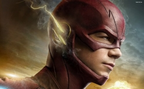 The Flash 016 Grant Gustin, Barry Allen