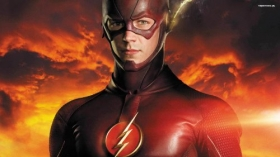 The Flash 017 Grant Gustin, Barry Allen