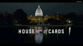 House Of Cards 001 Logo