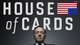 House Of Cards 002 Logo, Francis Underwood