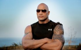 Dwayne Johnson 007