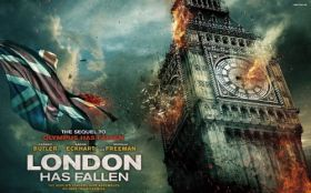 Londyn w ogniu, London Has Fallen 001