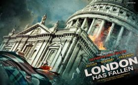 Londyn w ogniu, London Has Fallen 003