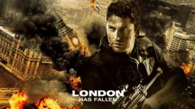 Londyn w ogniu, London Has Fallen 005 Gerard Butler, Mike Banning