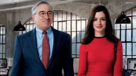 Praktykant (2015) The Intern 001 Robert De Niro, Anne Hathaway